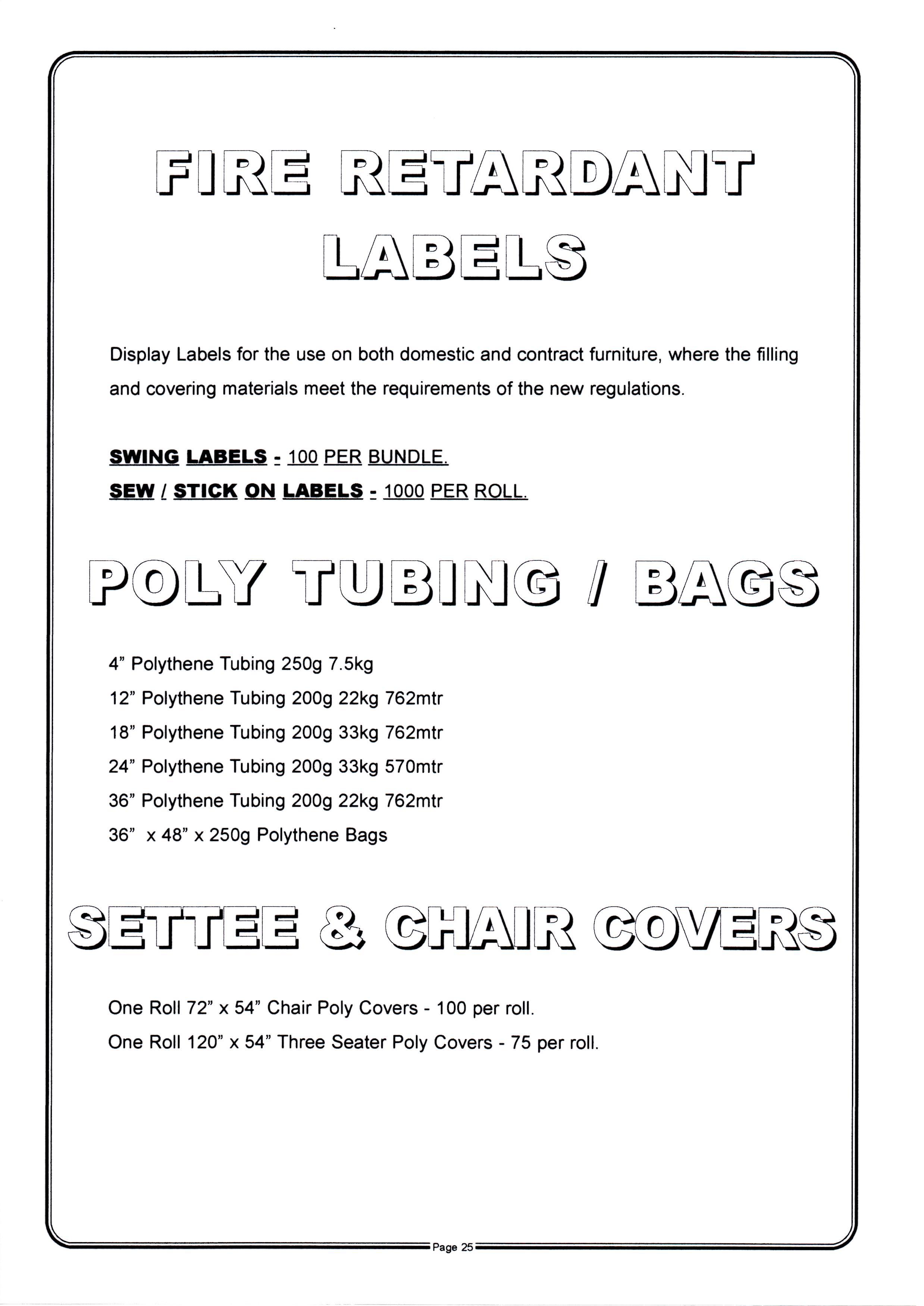 fire retardant certificate template - coopers birmingham ltd foam upholstery sundries